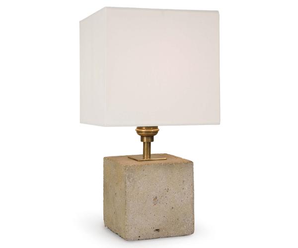 Lámpara-Cemento-Compacto